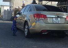 Bán xe Chevrolet Cruze LS 1.6MT đời 2011, màu vàng, 330tr