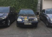 Chính chủ bán Chevrolet Lacetti 1.6 năm 2012, màu đen