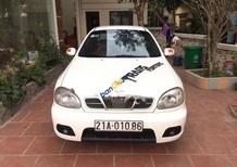 Bán Daewoo Lanos SX năm sản xuất 2003, màu trắng