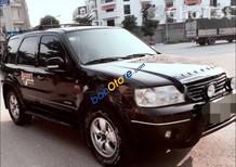 Bán Ford Escape năm 2002, màu đen, nhập khẩu, giá 215tr