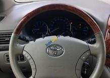 Bán xe Toyota Sienna Limited đời 2009, màu vàng, xe nhập còn mới