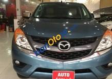 Cần bán lại xe Mazda BT 50 2.2 MT năm sản xuất 2013, màu xanh lam