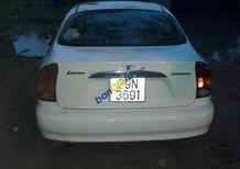 Cần bán xe Daewoo Lanos Ex năm 2002, màu trắng