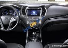 Bán Hyundai Santa Fe CRDI 4WD đời 2017, 2 cầu, bản đặc biệt