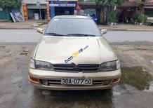 Xe Toyota Corona 2.0 AT năm sản xuất 1992, màu vàng, nhập khẩu số tự động, 125 triệu