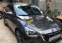 Nhà bán Mazda 2 2016 số tự động, màu nâu xám