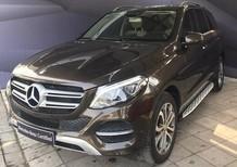 Cần bán lại xe Mercedes GLE 400 2015, màu nâu, nhập khẩu giá rẻ