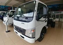 Xe tải 1.9 tấn Mitsubishi thùng dài vào thành phố, hỗ trợ trả góp 70 -80%