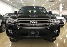 Bán ô tô Toyota Land Cruiser VX 2018, màu đen, nhập khẩu nguyên chiếc