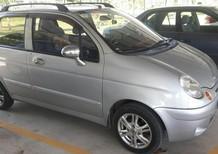 Bán Daewoo Matiz SE năm sản xuất 2007, màu bạc.