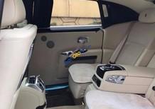 Bán Rolls-Royce Ghost EWB 6.6 V12 đời 2012, màu đen, nhập khẩu