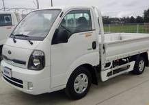 Xe tải Thaco Kia K200 đời 2018 động cơ Euro 4 máy điện tải trọng 990kg/1900kg. Liên hệ 0936127807