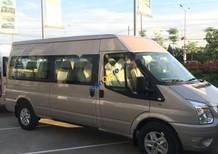 Cần bán xe Ford Transit SVP 2018, màu bạc, giá chỉ 800 triệu