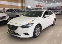 Bán Mazda 6 sản xuất năm 2016, màu trắng, 889tr