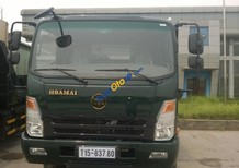 Quảng Ninh bán xe ben Hoa Mai 3 tấn, thành cao 60, thùng 2.8 khối, giá 270 triệu