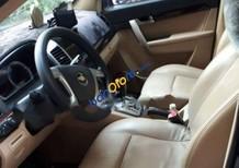 Bán ô tô Chevrolet Captiva LTZ 2.0 AT 2008, màu đen, 318tr