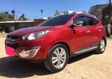 Bán xe Hyundai Tucson đời 2010, màu đỏ, xe nhập, giá tốt