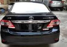 BánToyota Corolla Altis 1.8AT màu đen, sản xuất cuối 2011, chính chủ