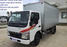 Xe tải mitsubisi canter 1.9 tấn chạy thành phố.
