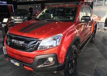 Cần bán Isuzu Dmax Type Z 2.5MT 4X4 2016, màu đỏ, nhập khẩu nguyên chiếc, giá tốt