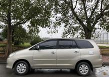 Bán xe Innova 2.0G màu ghi vàng 2012 chính chủ Ms Thuỳ 0978511916