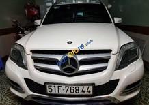 Bán Mercedes GLK 220 đời 2013, màu trắng