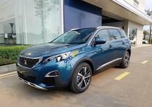 Bán xe Peugeot 5008 SUV 2018 màu xanh |Giá xe Peugeot khuyến mại khủng tại Peugeot Hải Dương