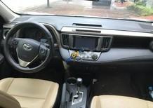 Chính chủ bán xe Toyota RAV4 XLE 2.5 AWD sản xuất năm 2014, màu trắng, nhập khẩu