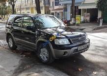 Cần bán xe Ford Escape XLT 3.0 AT 2004, màu đen số tự động