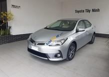 Bán xe Toyota Corolla Altis 2018, ưu đãi 25, đưa trước 220 triệu nhận xe