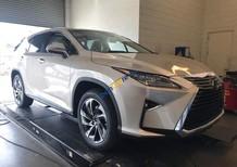 Cần bán xe Lexus RX 350L đời 2018, màu vàng cát, nội thất kem xe nhập Mỹ