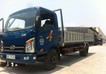 Cần bán xe tải Veam VT340s 2018, 3,5T thùng 6m1, màu trắng, 400tr