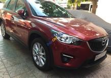 Cần bán xe Mazda CX 5 đời 2014 màu đỏ, 728 triệu xe cực kỳ đẹp