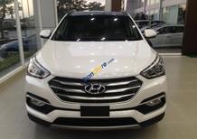 Cần bán xe Hyundai Santa Fe năm 2018, màu trắng
