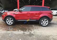 Bán LandRover Range rover Evoque Prestige sản xuất năm 2011, màu đỏ, nhập khẩu