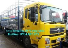 Bán xe tải dongfeng b180 9T/9 tấn máy Cummins nhập khẩu