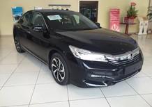 Honda Accord 2018, màu đen, xe nhập khẩu nguyên chiếc Thái Lan