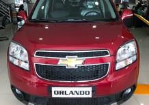 Orlando 7 chỗ - Cam kết giá tốt - Hỗ trợ trả góp 90% Lãi suất ưu đãi 0912844768