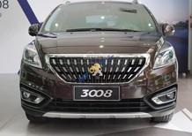 [Peugeot Thái Nguyên] Xe SUV 3008 Facelift  gầm cao sx 2018 giá 959 triệu