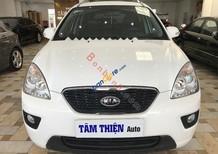 Cần bán lại xe Kia Carens S sản xuất năm 2014, màu trắng, 495tr