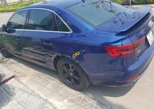 Cần bán gấp Audi A4 năm sản xuất 2016, màu xanh lam, nhập khẩu