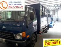 Xe tải Hyundai HD650 6,4 tấn 2017 vay 80%