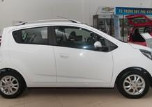 Cần bán xe Chevrolet Spark LS đời 2018, màu trắng, giá 359tr