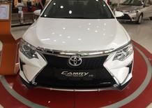 Bán xe Toyota Camry Q 2017, màu trắng