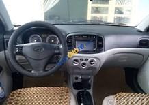 Bán xe Hyundai Verna 1.4 AT 2009, màu bạc, xe nhập số tự động giá cạnh tranh