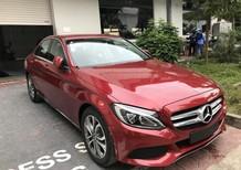 Cần bán Mercedes C200 2018 mới, giá cực rẻ giảm tiền mặt và tặng phụ kiện
