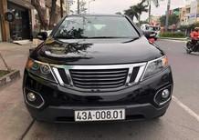 Bán Kia Sorento Limited năm 2011, màu đen, nhập khẩu nguyên chiếc, giá tốt
