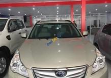 Chính chủ bán Subaru Outback SX 2011, màu vàng, nhập khẩu