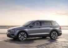 (ĐẠT DAVID) Bán Volkswagen Tiguan Allspace 2018, (màu đen, trắng, nâu), nhập khẩu chính hãng LH: 0933.365.188