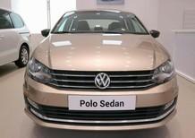 Bán xe Volkswagen Polo E đời 2018, màu bạc, nhập khẩu, 699tr